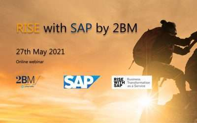 RISE with SAP by 2BM event – sign up