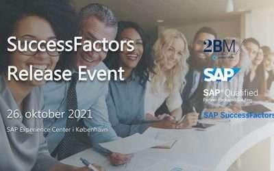 SuccessFactors Release Event – sign up