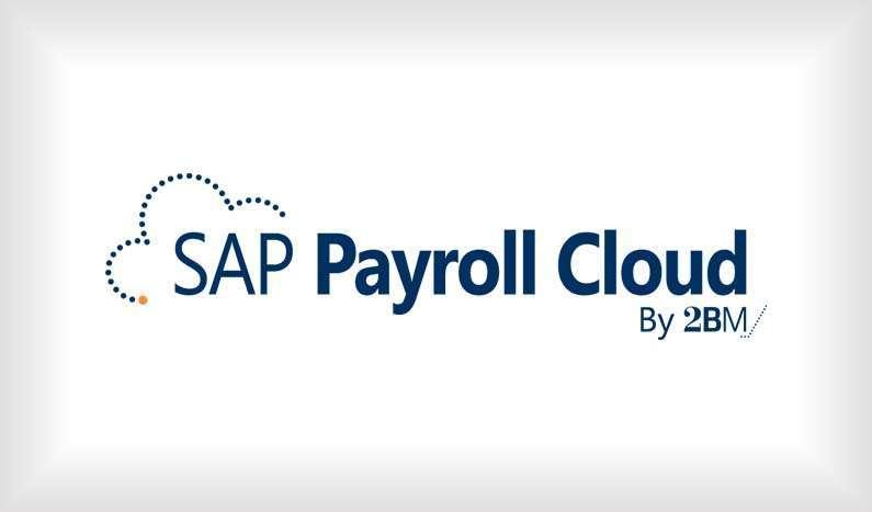 SAP Payroll Cloud by 2BM